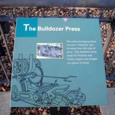 The Bulldozer Press image. Click for full size.