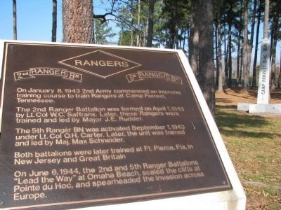 Rangers Marker image. Click for full size.