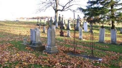 St. Genevieve Church Cemetery image. Click for full size.
