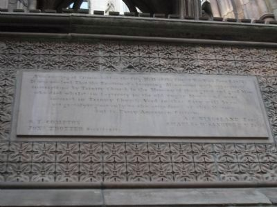 Side of Monument image. Click for full size.
