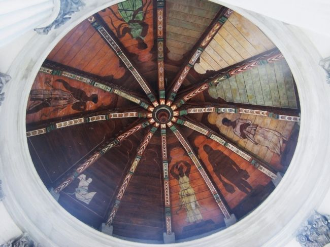 Interior Art of the Dome image. Click for full size.
