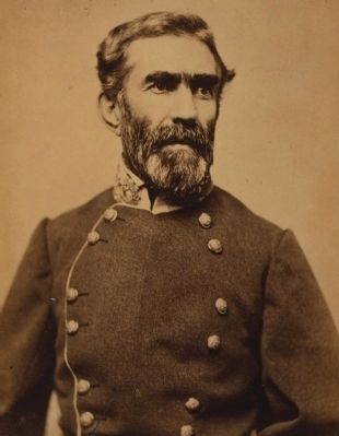 Braxton Bragg<br>March 22, 1817 &#8211; September 27, 1876 image. Click for full size.