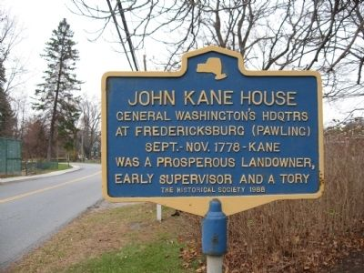 John Kane House Marker image. Click for full size.