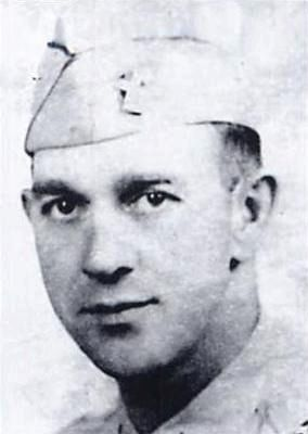 Maj. Thomas D. Howie<br>1908&#8211;1944 image. Click for full size.