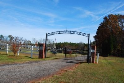 Bullock Creek Presbyterian Church Cemetery image. Click for full size.