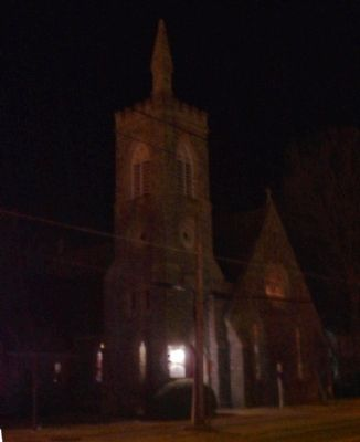 St John's Episcopal Church image. Click for full size.