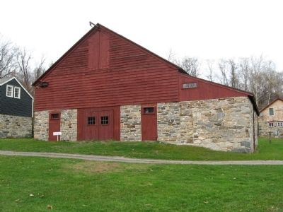 The Main Barn image. Click for full size.