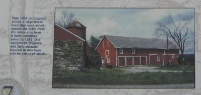 Horse Barn image. Click for full size.