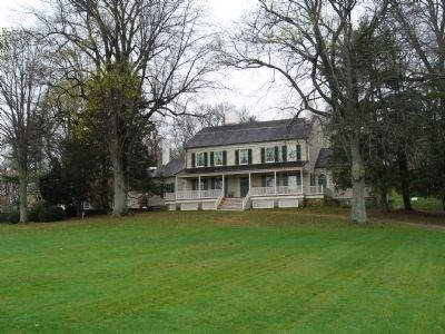 The Main House from the Front Lawn image. Click for full size.