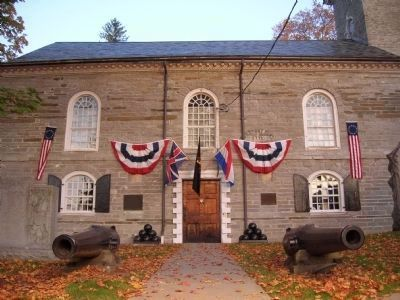 Old Stone Fort Museum image. Click for full size.