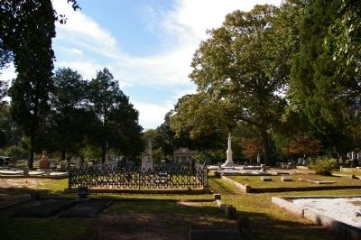 Old City Cemetery image. Click for full size.