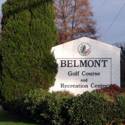 Belmont Golf Course and Recreation Center image. Click for full size.