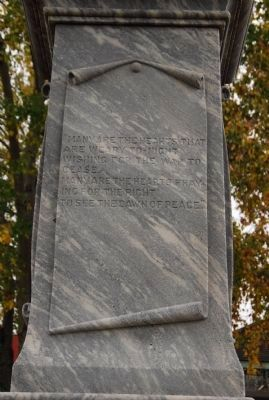 Women of the Confederacy Memorial image. Click for full size.