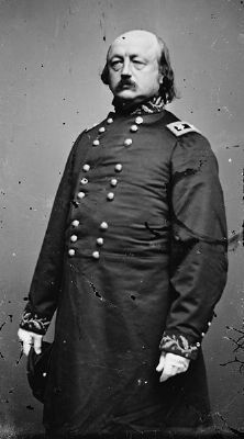 Major General Benjamin F. Butler image. Click for full size.