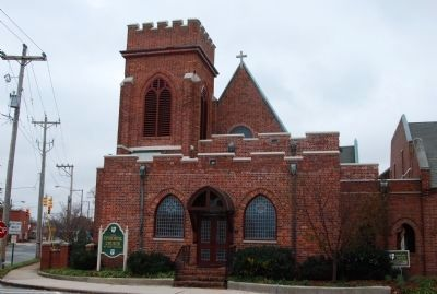 Episcopal Church of Our Saviour image. Click for full size.