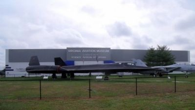 Virginia Aviation Museum at Richmond International Airport image. Click for full size.
