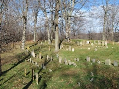 Potters Corners Burying Ground image. Click for full size.