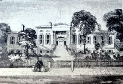 The Baum Mansion, Later the Taft Museum image. Click for full size.