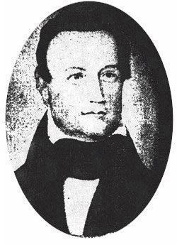 Governor Patrick Noble<br>(1787-1840) image. Click for full size.