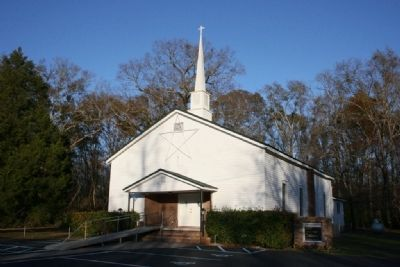 Ebenezer United Methodist Church Est. 1818 image. Click for full size.