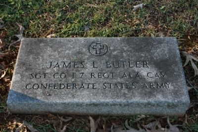Civil War Veteran Gravestone image. Click for full size.