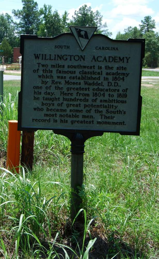 Willington Academy Marker