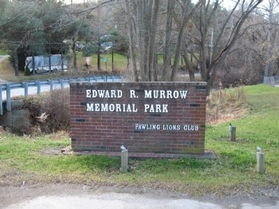 Murrow Park Entrance image. Click for full size.