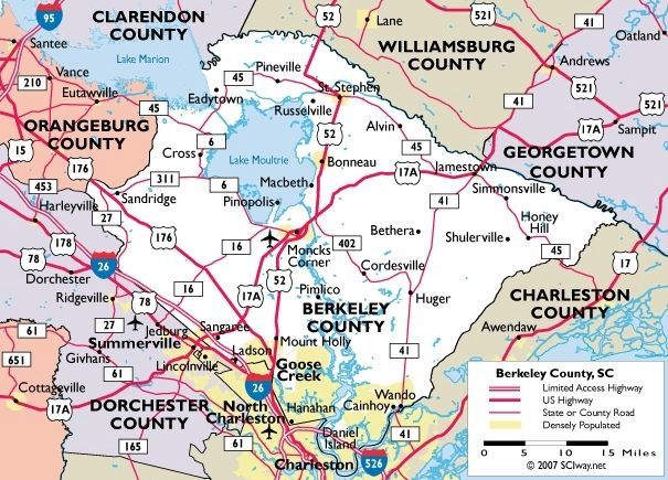 Berkeley County image. Click for full size.