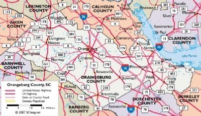 Orangeburg County image. Click for full size.