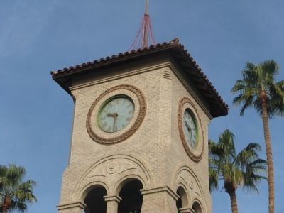 Beale Memorial Clock image. Click for full size.