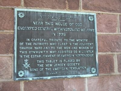Near this House of God Marker image. Click for full size.
