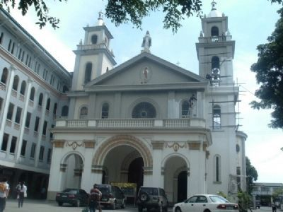 Church of San Vicente de Paul image. Click for full size.