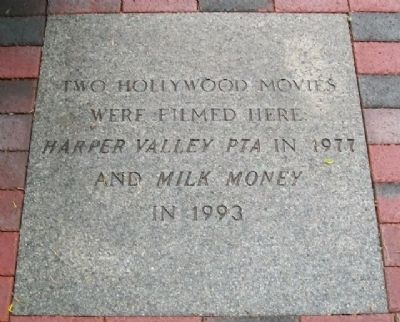 Hollywood Films Marker image. Click for full size.