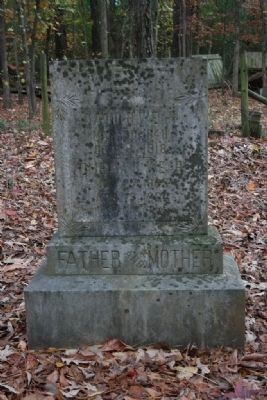 David H. Wear's Gravestone (1848-1918) image. Click for full size.