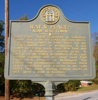 Ray's Place – Now Raytown Marker image. Click for full size.