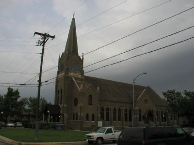 Saints Cyril and Methodius Catholic Church image. Click for full size.