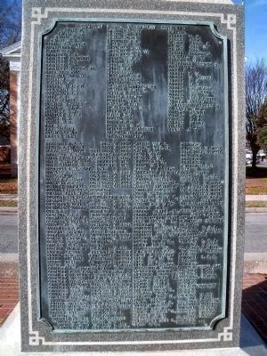 Essex County Confederate Monument image. Click for full size.