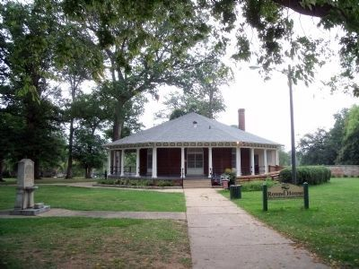 The Round House at Byrd Park image. Click for full size.