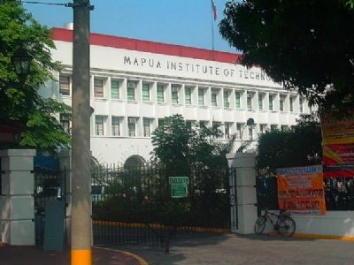 Mapua Institute of Technology image. Click for full size.