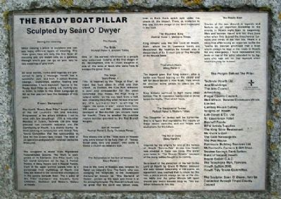 The Ready Boat Pillar Marker image. Click for full size.