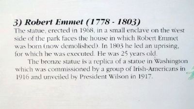 Robert Emmet image. Click for full size.