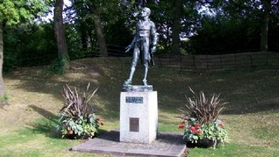 Robert Emmet Memorial image. Click for full size.