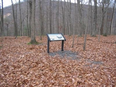 Control of the Mechanicsburg Gap Marker image. Click for full size.