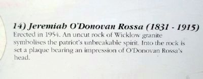 Jeremiah O'Donovan Rossa image. Click for full size.