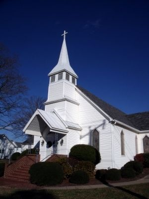 Shady Grove United Methodist Church image. Click for full size.