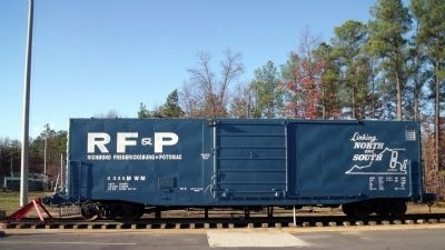 RF&P Box Car image. Click for full size.