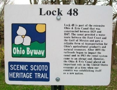 Lock 48 Marker image. Click for full size.