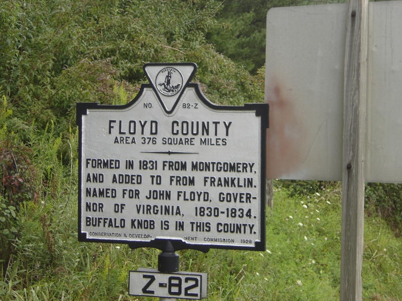 Floyd County Side