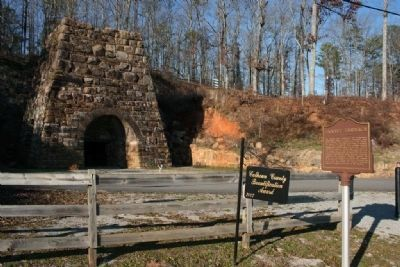 Janney Furnace & Marker image. Click for full size.