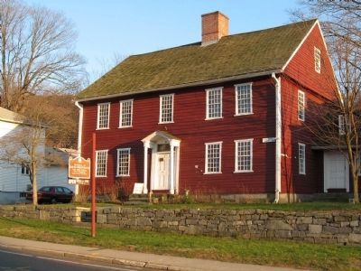 General David Humphreys House image. Click for full size.